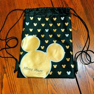 Mickey Mouse Disney Backpack/String bag